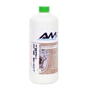 Teak cleaner canister