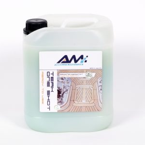 5 liter treatment canister for cleaning teak